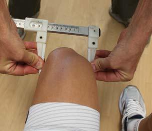 Plicometria percentuale grasso corporeo